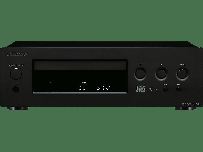 ONKYO C-755 CD-Player (Schwarz)