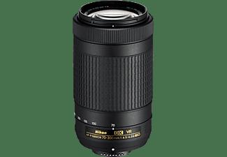 NIKON Objektiv AF-P DX 70-300mm 4.5-6.3G ED VR, schwarz