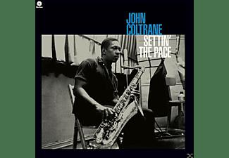 John Coltrane - Settin' The Pace+1 Bonus Track (Ltd.180g Vinyl)  - (Vinyl)