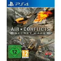 Air Conflicts: Secret Wars - Ultimate Edition [PlayStation 4]