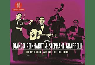Django Reinhardt, Stéphane Grappelli - Absolutely Essential  - (CD)