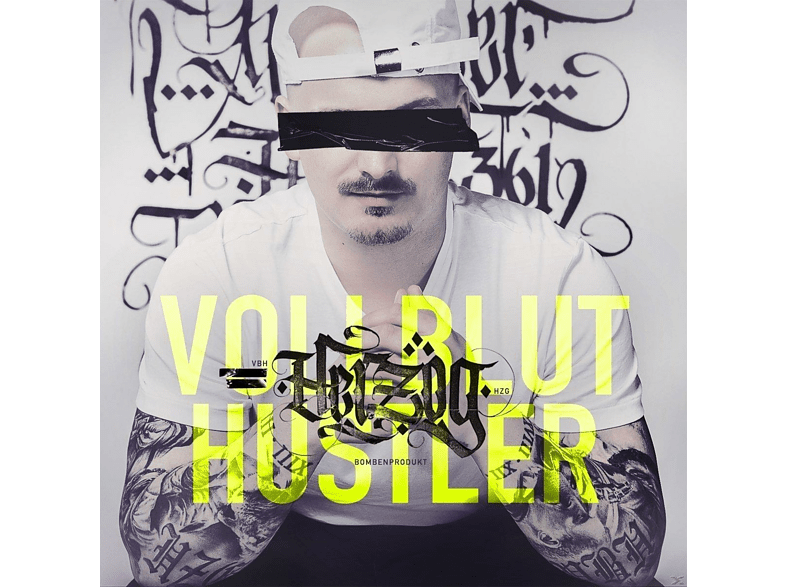 Herzog - Vollbluthustler [CD]