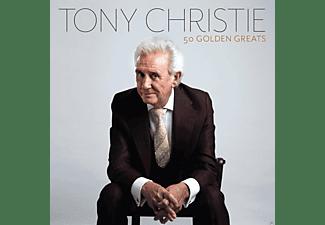 Tony Christie - 50 Golden Greats  - (CD)