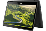 ACER Spin 5 (SP513-51-54JS), Notebook mit 13.3 Zoll Display, Core™ i5 Prozessor, 8 GB RAM, 256 GB SSD, HD-Grafik 620, Schwarz
