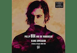 Phillip Boa, The Voodooclub - BLANK EXPRESSION - A HISTORY OF SINGLES  - (Vinyl)