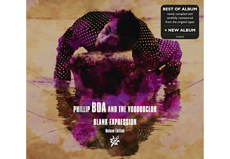 Phillip And The Voodooclub Boa - BLANK EXPRESSION (DELUXE EDT.BEST OF+NEW ALBUM)  - (CD)