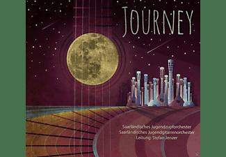 Saarländisches Jugendzupforchester, Saarländisches Jugendgitarrenorchester, Stefan Jenzer - Journey  - (CD)