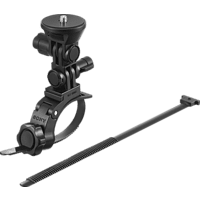 SONY VCT-RBM2, Überrollbügelhalterung, Schwarz, passend für Sony Actioncams