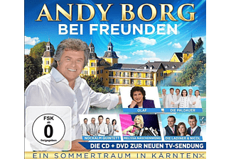 Andy Borg - Andy Borg bei Freunden  - (CD + DVD Video)