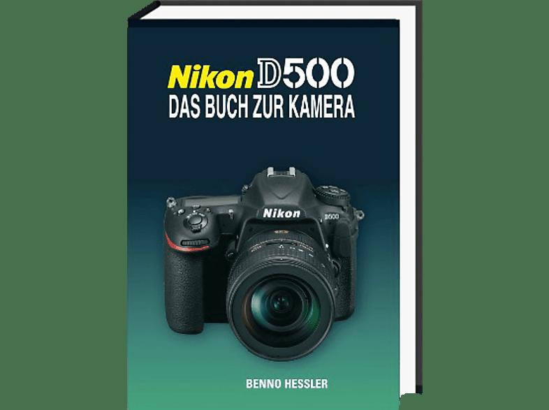 POS VERLAG POS Kamerabuch Nikon D500 Buch