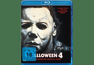 Halloween IV - Michael Myers kehrt zurück Blu-ray