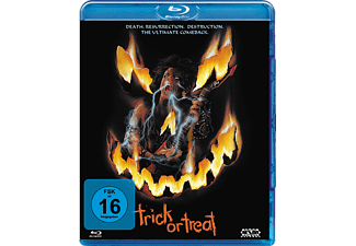 Trick or Treat Blu-ray