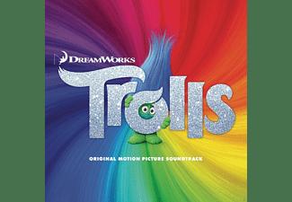 VARIOUS - TROLLS (Original Motion Picture Soundtrack)  - (CD)