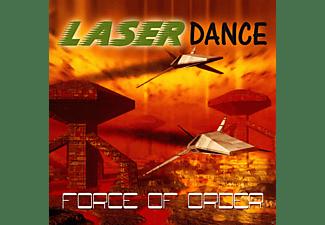 Laserdance - FORCE OF ORDER  - (Vinyl)