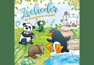 Die Friedrichsdorfer Singvögel - Zoolieder  - (CD)