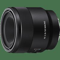 SONY SEL50M28 50 mm-50 mm f/2.8 ED, ASPH, Circulare Blende (Objektiv für Sony E-Mount, Schwarz)