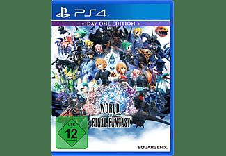 World of Final Fantasy - [PlayStation 4]