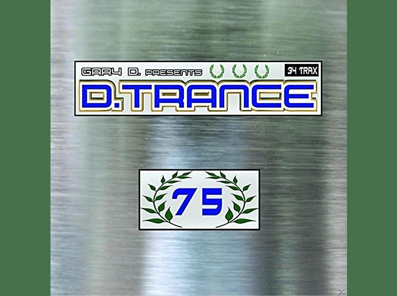 VARIOUS - D.Trance 75 [CD]