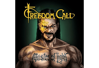 Freedom Call - Master Of Light  - (CD)