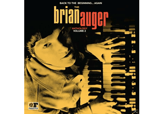 Brian Auger - Back To The Beginning Again: Anthology Vol.2  - (CD)