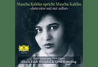 Gerd Wameling, Gerd / Gisela Zoch-westphal Wameling - Mascha Kaleko-Interview Mit Mir Selbst  - (CD)