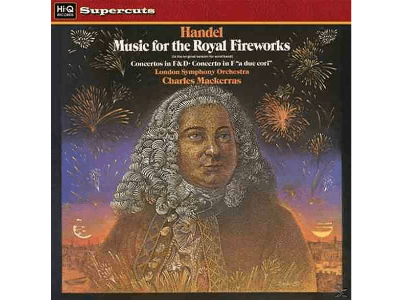 London Symphony Orchestra - Händel - Music For The Royal Fireworks [Vinyl]