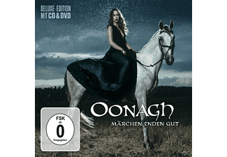 Oonagh - Märchen Enden Gut (Deluxe Edt.)  - (CD + DVD Video)