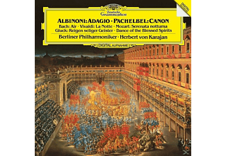 Her Berliner Philharmoniker - Adagio+Kanon  - (Vinyl)