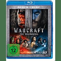 Warcraft - The Beginning [3D Blu-ray (+2D)]