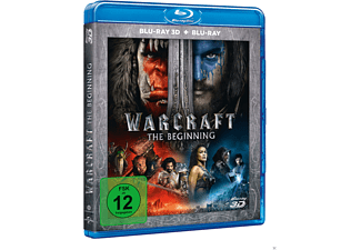 Warcraft - The Beginning 3D Blu-ray (+2D)