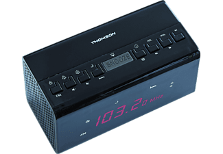 THOMSON CR50 Radio, Schwarz