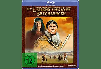 Die Lederstrumpf Erzählungen -  TV-Vierteiler Blu-ray