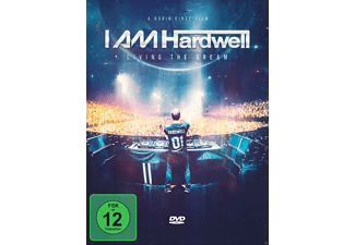 I Am Hardwell-Living The Dream - (DVD)