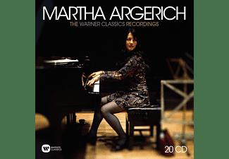 Martha Argerich - The Warner Classics Recordings  - (CD)