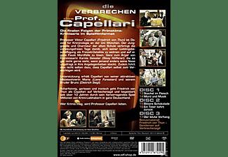 Die Verbrechen des Prof. Capellari - Folge 13-17 DVD