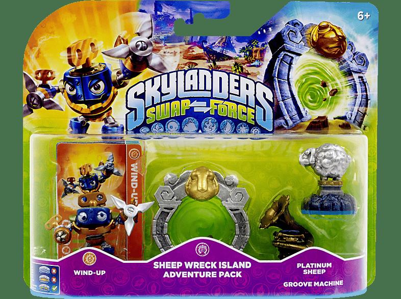 Swap Force - Sheep Wreck Island Adventure Pack