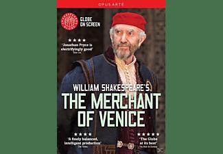 Shakespeare's Globe - THE MERCHANT OF VENISE  - (DVD)