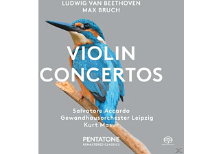 Salvatore Accardo - Violinkonzerte  - (SACD)