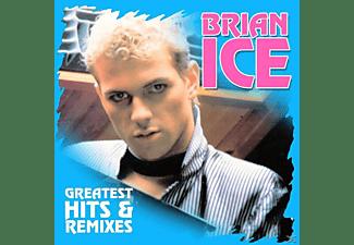 Brian Ice - Greatest Hits & Remixes  - (Vinyl)
