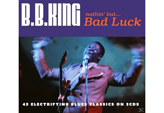 B.B. King - Nothing But...Bad Luck  - (CD)