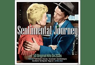 VARIOUS - Sentimental Journey  - (CD)