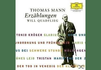 - Thomas Mann Erzählungen  - (CD)
