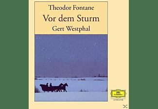 Gert Westphal - Vor Dem Sturm  - (CD)