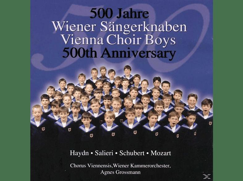 Wko - 500 JAHRE WIENER SÄNGERKNABEN [CD]