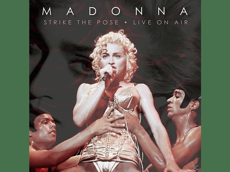 Madonna - Strike The Pose-Live On Air [CD]