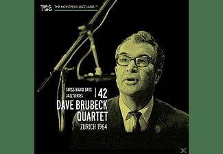 The Dave Brubeck Quartet - Swiss Radio Days Vol.42-Zurich 1964  - (CD)