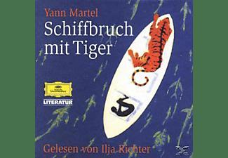- Schiffbruch mit Tiger  - (CD)
