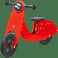 JAMARA KIDS Laufrad Holz Roller Laufrad, Rot