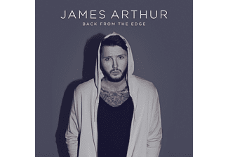 James Arthur - Back from the Edge  - (CD)