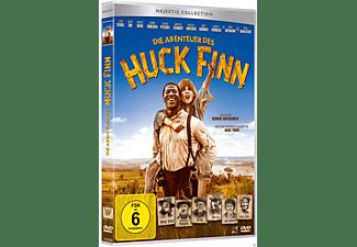 Die Abenteuer des Huck Finn DVD
